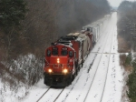 CN 7082 at Mile 5.8 Strathroy Sub